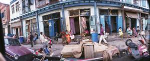 Trafficking - Brothel Area in Mumbai, India-L