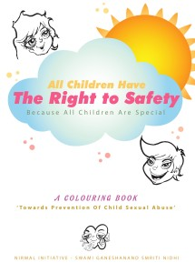 Right to Safety Colouring Book