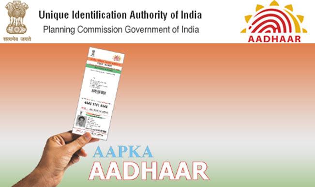 The Aadhaar Card