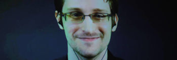The First Edward Snowden Article Released